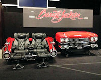 1959 Cadillac Classic Car Furniture sent to Barrett-Jackson
